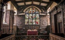 Kapellet förändrar sig royaltyfri foto