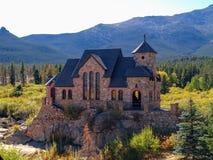 Kapellet på vagga royaltyfri fotografi