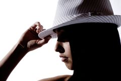 kapelusz. Fotografia Stock