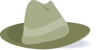 kapelusz ilustracja wektor
