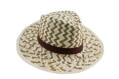 kapelusz odizolowane Zdjęcia Royalty Free
