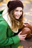 kapelusz potomstwo target1988_0_ potomstwa kobiet potomstwa Fotografia Royalty Free