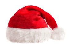 kapelusz s Santa Zdjęcie Stock