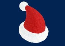 kapelusz s Santa Obrazy Stock
