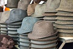 kapelusze Fotografia Royalty Free