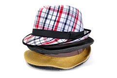 kapelusze Obraz Stock