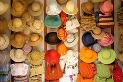 kapelusze Zdjęcia Stock