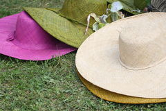 kapelusze Zdjęcia Royalty Free