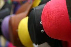 kapelusze Panama Zdjęcia Royalty Free