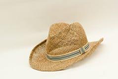 kapeluszowa słoma zdjęcia royalty free