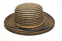 kapeluszowa słoma Zdjęcie Royalty Free