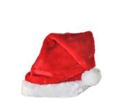 kapeluszowy czerwony Santa Obraz Stock