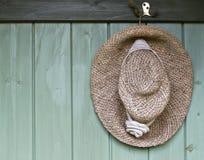 kapeluszowy lato Zdjęcia Stock