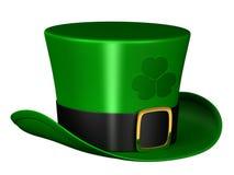 kapeluszowy leprechaun Obraz Royalty Free