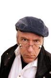 kapeluszowy mężczyzna Fotografia Stock