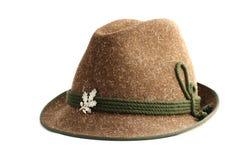 kapeluszowy łowiecki stary Zdjęcia Royalty Free