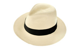 kapeluszowy Panama Obrazy Royalty Free