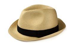 kapeluszowy Panama fotografia stock