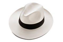 kapeluszowy Panama Obraz Royalty Free