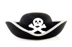 kapeluszowy piractwo Zdjęcia Stock
