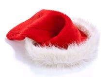 kapeluszowy Santa Obrazy Royalty Free