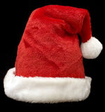 kapeluszowy Santa Obraz Stock