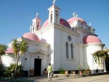 Kapernaum The Orthodox Church 2010 Royalty Free Stock Photography