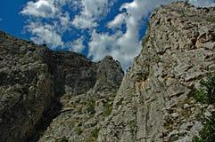 Kapija de Demir, Macedónia Fotos de Stock Royalty Free