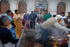 Kapil Muni Temple Stock Images