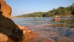 Kapili del río Imágenes de archivo libres de regalías