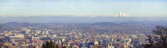 kapiszonu mt panorama Portland Zdjęcia Royalty Free
