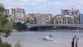 Kapitän Cook Bridge stock video footage