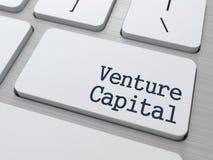 Kapitał Inwestycyjny na Klawiaturowym guziku ilustracji