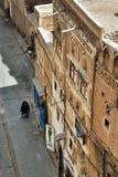 Kapitał Jemen, Sanaa Obraz Royalty Free