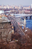 kapitałowy Kiev Ukraine Zdjęcia Royalty Free