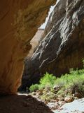 Kapitału Rafowy park narodowy, Utah. obraz stock