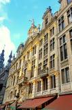 Kapital Brüssels Belgien Europa Lizenzfreies Stockfoto
