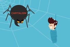 kapitalizm royalty ilustracja
