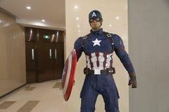 Kapitan America Zdjęcie Stock