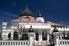 kapitan keling的马来西亚清真寺 库存照片