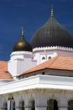 kapitan keling的马来西亚清真寺 免版税库存图片