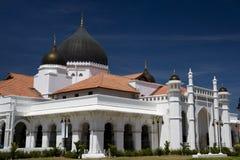 kapitan keling的马来西亚清真寺 库存图片