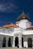 kapitan keling的马来西亚清真寺 图库摄影
