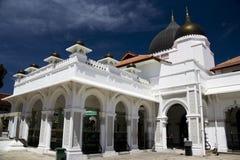 kapitan keling的马来西亚清真寺 免版税库存照片