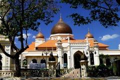 Kapitan Keling Moschee Stockfotos