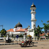 Kapitan Keling Moschee Lizenzfreie Stockfotografie