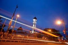 Kapitan Keling Mosque Stock Image