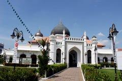 Kapitan Keling Mosque2 免版税库存图片