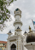 Kapitan Keling Mosque in George Town, Malaysia. Stock Photography