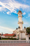 Kapitan Keling Mosque in George Town, Penang, Malaysia Royalty Free Stock Photography